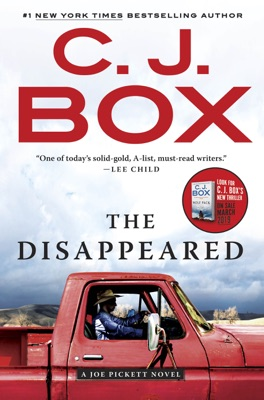 The Disappeared - C. J. Box pdf download