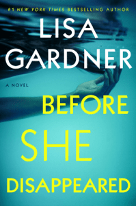 Before She Disappeared - Lisa Gardner pdf download