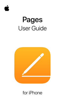 Pages User Guide for iPhone - Apple Inc.