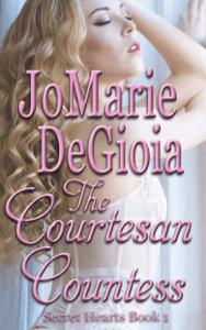 The Courtesan Countess - JoMarie DeGioia pdf download