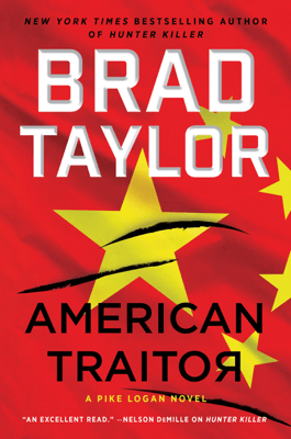 American Traitor - Brad Taylor pdf download