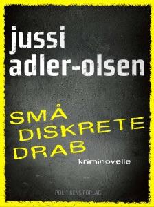 Små diskrete drab - Jussi Adler-Olsen pdf download