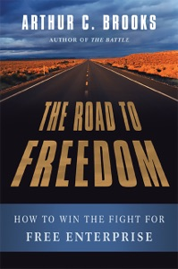 The Road to Freedom - Arthur C. Brooks pdf download