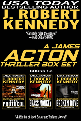 The James Acton Thrillers Series: Books 1-3 - J. Robert Kennedy pdf download