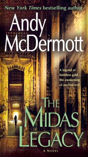 The Midas Legacy by Andy McDermott pdf download