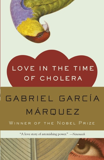 Love in the Time of Cholera by Gabriel García Márquez pdf download
