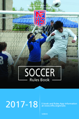 2017-18 Soccer Rules Book - NFHS
