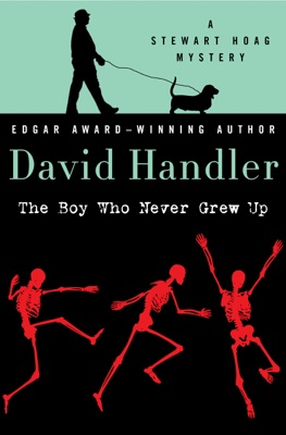 The Boy Who Never Grew Up - David Handler pdf download