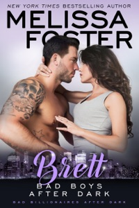 Bad Boys After Dark: Brett - Melissa Foster pdf download