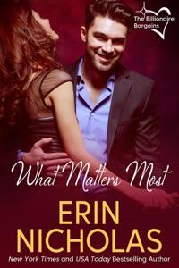 What Matters Most - Erin Nicholas pdf download