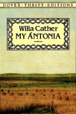 My Ántonia - Willa Cather