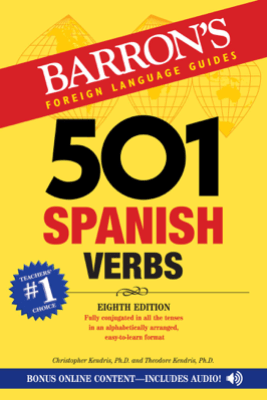 501 Spanish Verbs - Christopher Kendris & Theodore Kendris