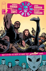 Die!Die!Die! #3 - Robert Kirkman, Scott M. Gimple & Chris Burnham pdf download