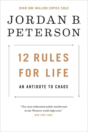 12 Rules for Life by Jordan B. Peterson pdf download