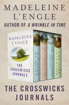 The Crosswicks Journals - Madeleine L'Engle pdf download
