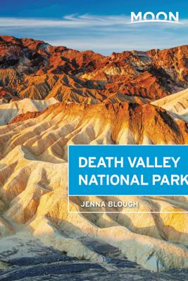 Moon Death Valley National Park - Jenna Blough