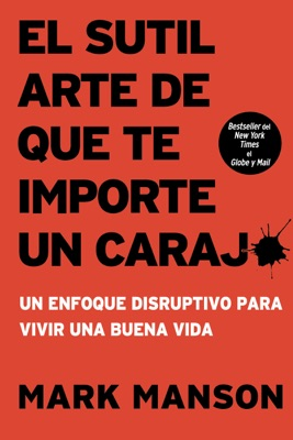 El sutil arte de que te importe un caraj* - Mark Manson pdf download