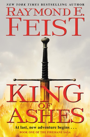 King of Ashes by Raymond E. Feist PDF Download