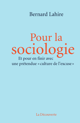 Pour la sociologie - Bernard Lahire pdf download