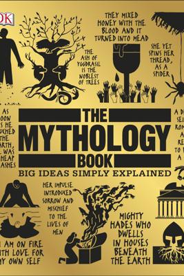 The Mythology Book - DK