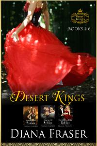 Desert Kings Boxed Set (Books 4-6) - Diana Fraser pdf download