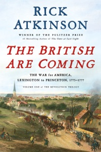 The British Are Coming - Rick Atkinson pdf download