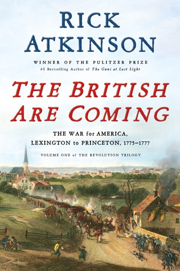 The British Are Coming by Rick Atkinson PDF Download