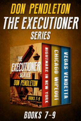 The Executioner Series Books 7–9 - Don Pendleton