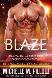 Blaze: A Qurilixen World Novella - Michelle M. Pillow pdf download