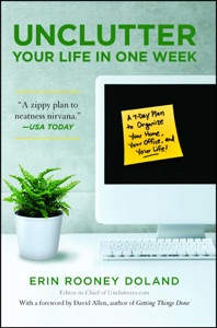 Unclutter Your Life in One Week - Erin Rooney Doland pdf download