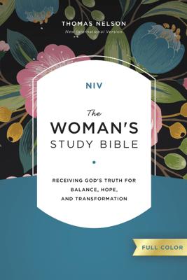 NIV, The Woman's Study Bible, Full-Color - Dorothy Kelley Patterson & Rhonda Kelley
