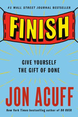 Finish - Jon Acuff
