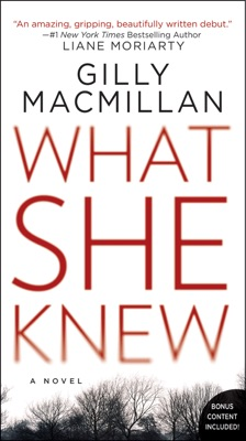 What She Knew - Gilly MacMillan pdf download