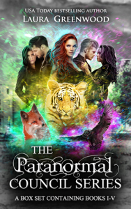 The Paranormal Council Complete Series - Laura Greenwood pdf download