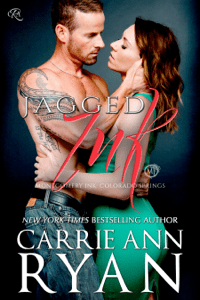 Jagged Ink - Carrie Ann Ryan pdf download