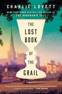 The Lost Book of the Grail - Charlie Lovett pdf download