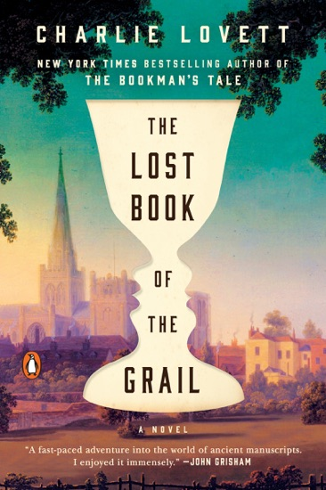 The Lost Book of the Grail by Charlie Lovett PDF Download