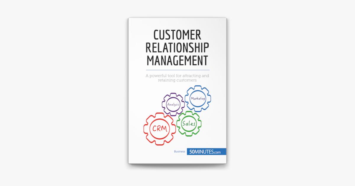 Customer Relationship Management on Apple Books