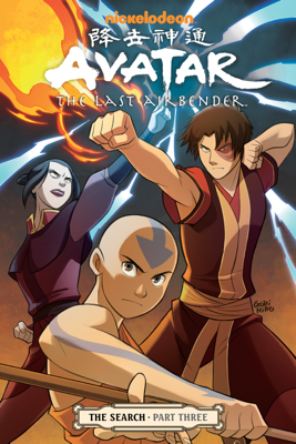 Avatar: The Last Airbender - The Search Part 3 - Gene Luen Yang & Various Authors