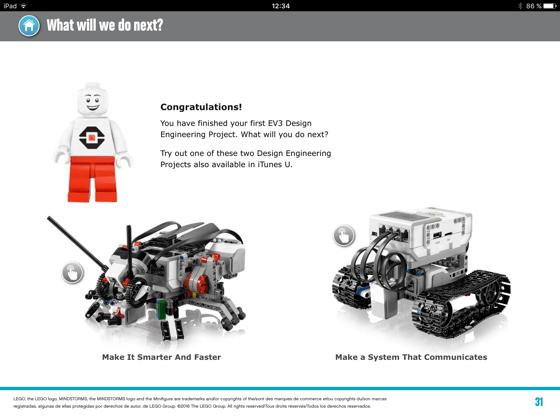 LEGO MINDSTORMS EV3 Make It Move Without Wheels Teacher's