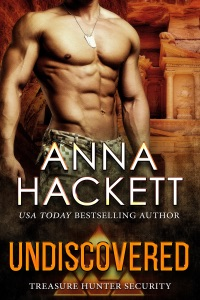 Undiscovered (Treasure Hunter Security #1) - Anna Hackett pdf download