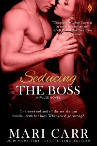 Seducing the Boss - Mari Carr pdf download