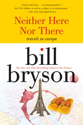 Neither here nor there - Bill Bryson pdf download