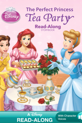 The Perfect Princess Tea Party  - Kitty Richards