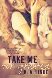 Take Me for Granted - K.A. Linde pdf download