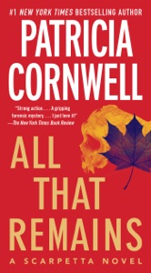 All That Remains - Patricia Cornwell pdf download