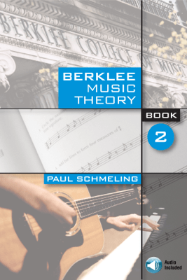 Berklee Music Theory Book 2 - Paul Schmeling