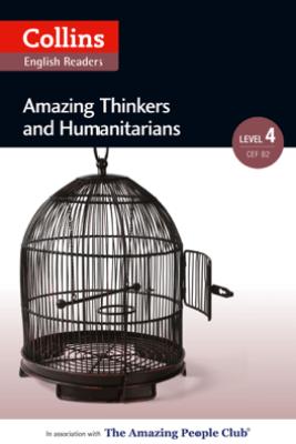 Amazing Thinkers & Humanitarians - Katerina Mestheneou
