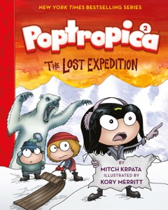 The Lost Expedition (Poptropica Book 2) - Kory Merritt, Mitch Krpata & Jeff Kinney pdf download