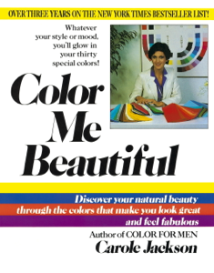 Color Me Beautiful - Carole Jackson pdf download